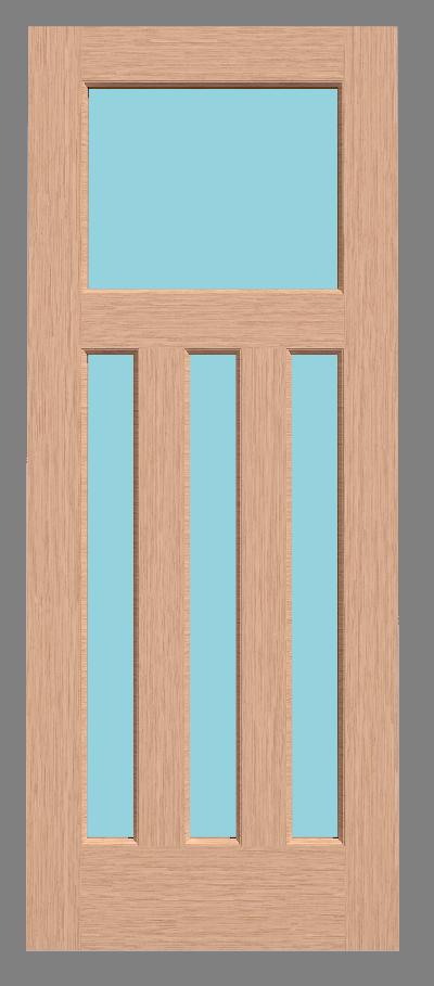 BEL 5G KD - Victorian Door
