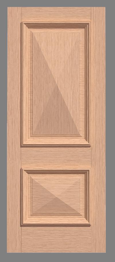 Bradman Colonial Style Door