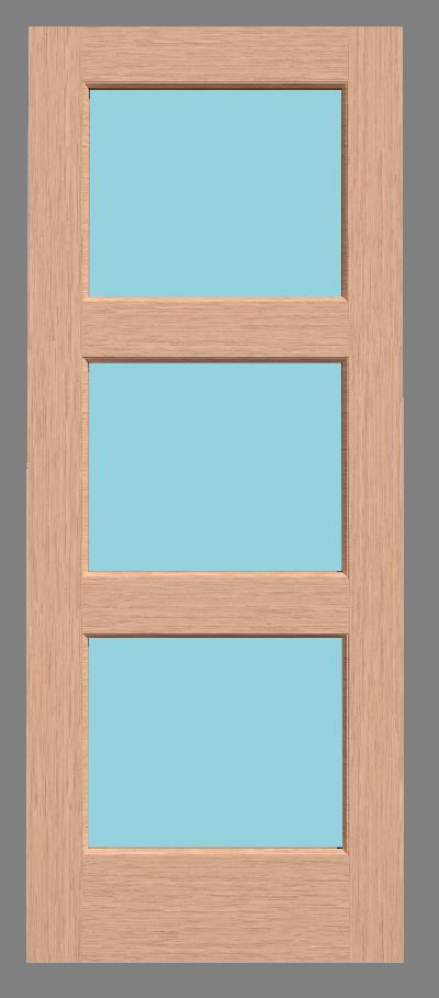 CAN 9G KD - Art Deco Door