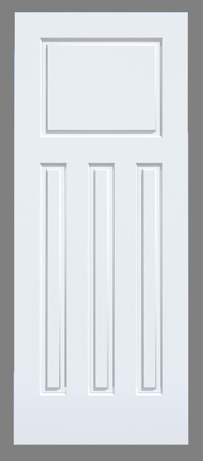 DST 5 - Federation Edwardian Door