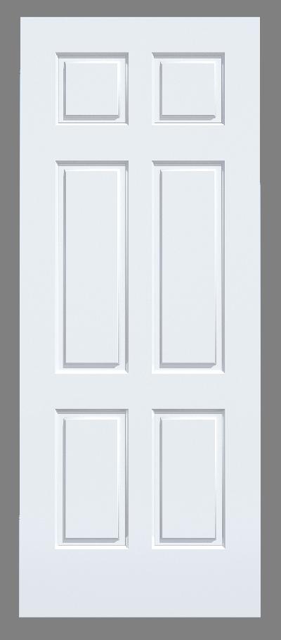 DST 6 - Federation Edwardian Door