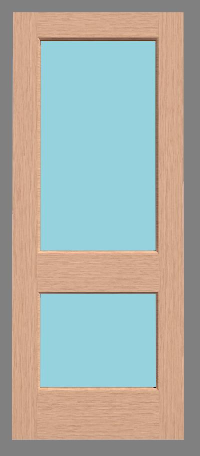 QUD 2G KD - Post War Door