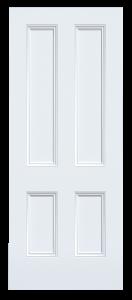 Victorian Era Door
