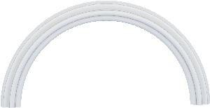 Curved Architrave