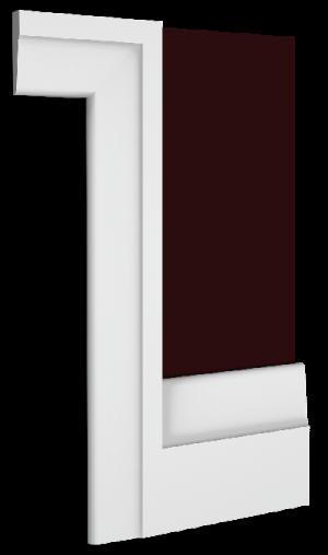 Meriton Skirting Board Architrave Combination