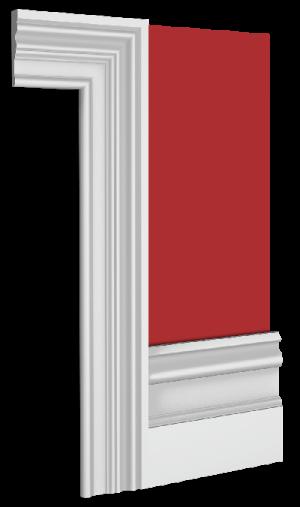 Peninsular Skirting Board Architrave Combination