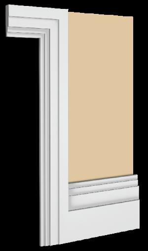 Sedona Skirting Board Architrave Combination