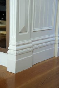 Styles of Architraves