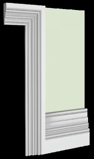 The Arora Skirting Board Architrave Combination