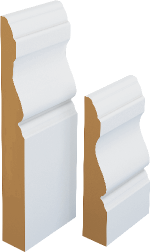 E91 Edwardian Skirting Board
